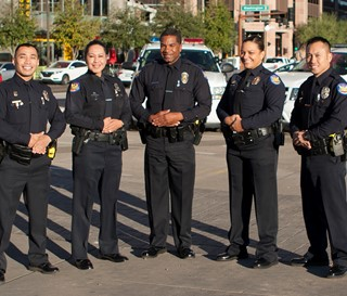 Phoenix police officers